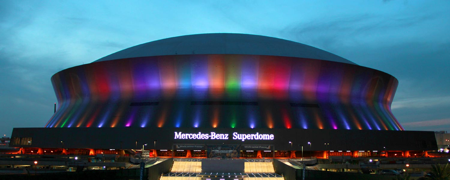 MERCEDES-BENZ SUPERDOME Image